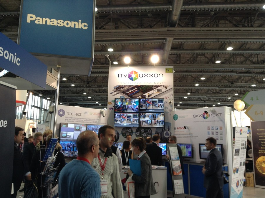 Участие в 7-й форум All-over-IP Expo